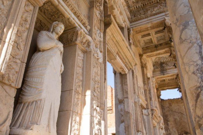 Efes Antik Kent Efsanesi