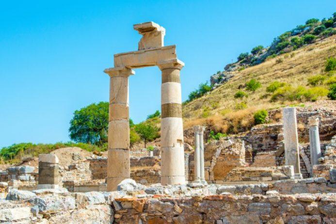 Belediye Binası, Efes Antik Kenti