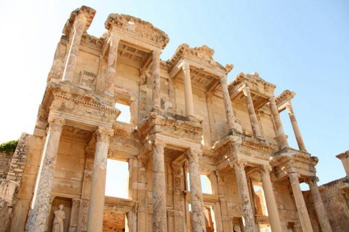 Celsus Kütüphanesi, Efes Antik Kenti