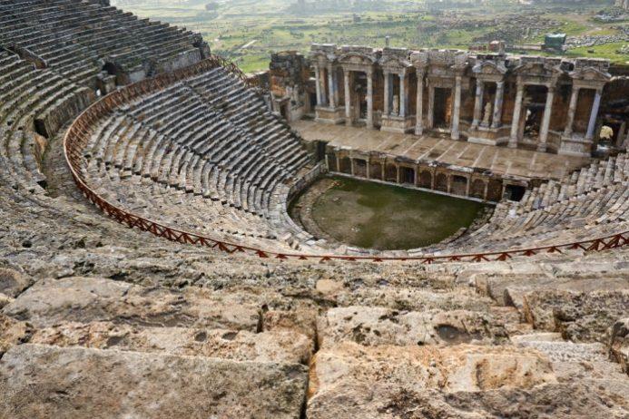 Odeon, Efes Antik Kenti