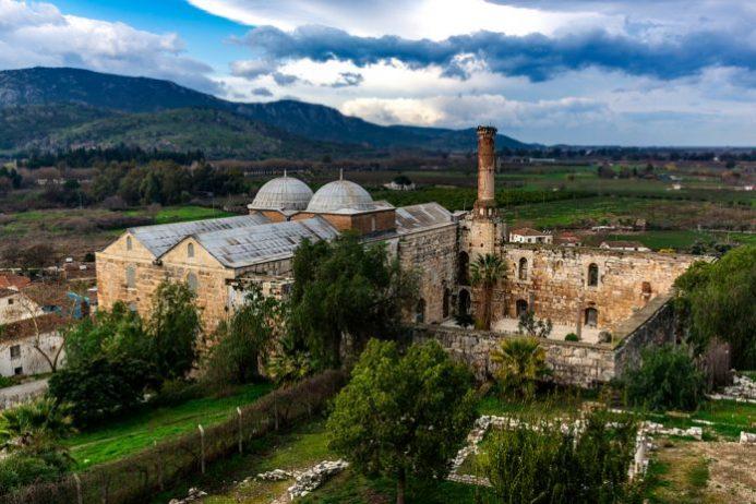 İsa Bey Camii, Efes