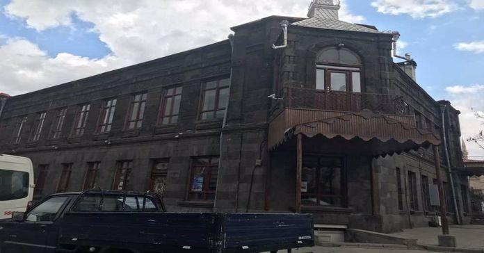 eski öğretmen evi