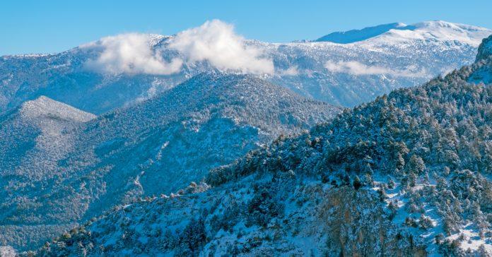 Honaz Dağı Milli Parkı