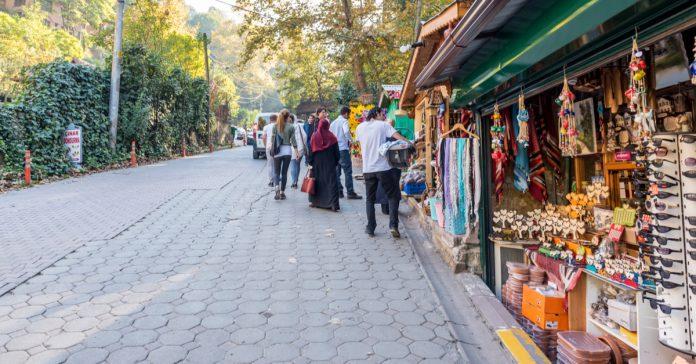 Maşukiye Köy Pazarı