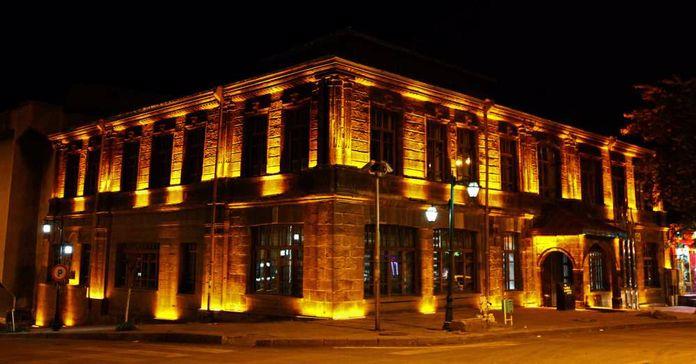 serka binası