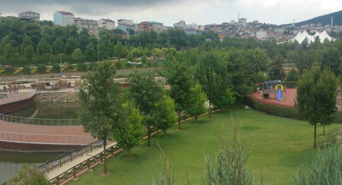 Sultanbeyli Gölet Parkı