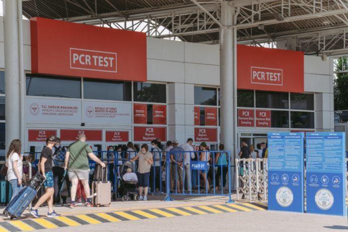 Antalya Havalimanı PCR Test Merkezi