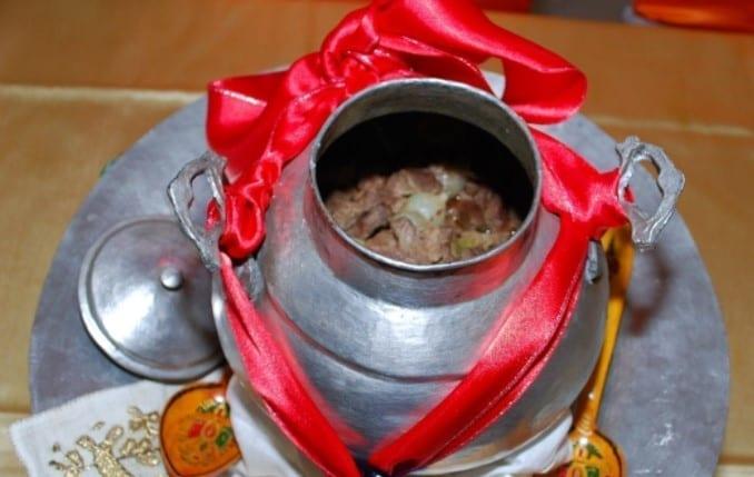 Kütahya Küp Kebabı
