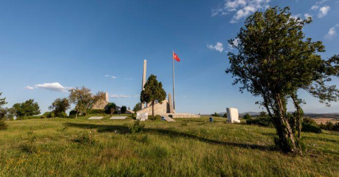 Kütahya Şehitler Anıtı ve Parkı