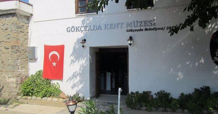 gökçeada kent müzesi