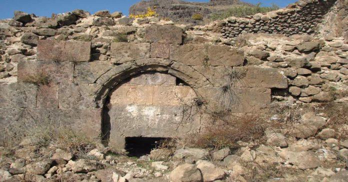 gölbağı ermeni kilisesi