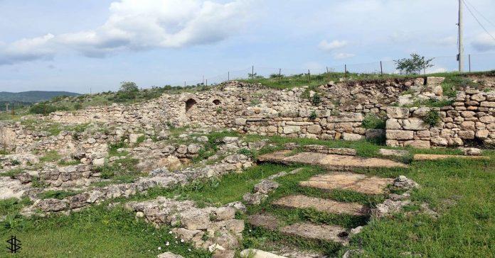 hadrianopolis antik kenti