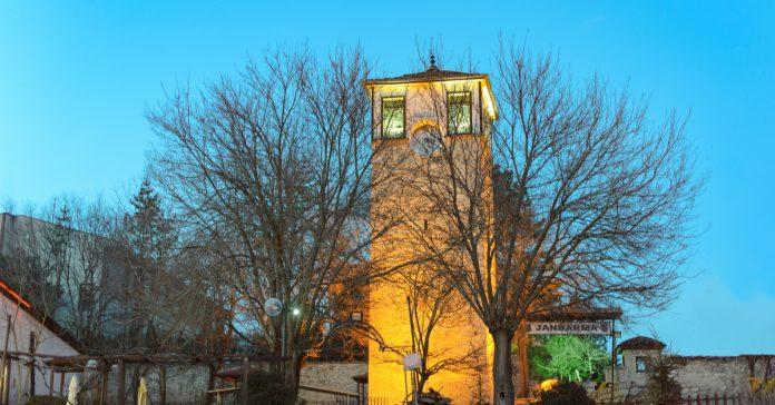 safranbolu saat kulesi