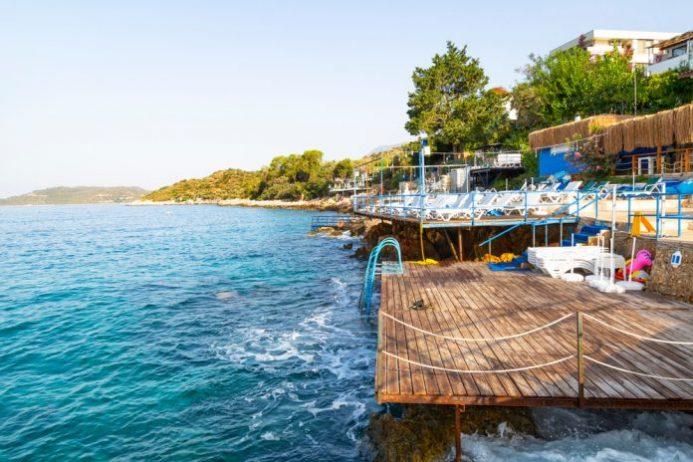 Asmaaltı Plajı