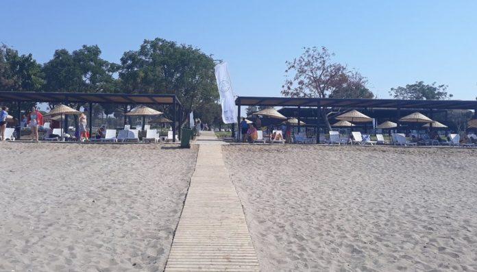 Belek Halk Plajı