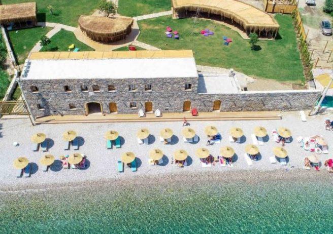 Kargilos Hotel Beach