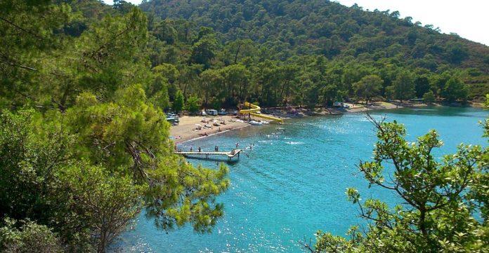 Küçük Samanlık Plajı