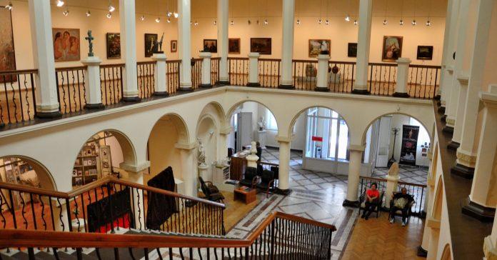 acara devlet sanat müzesi