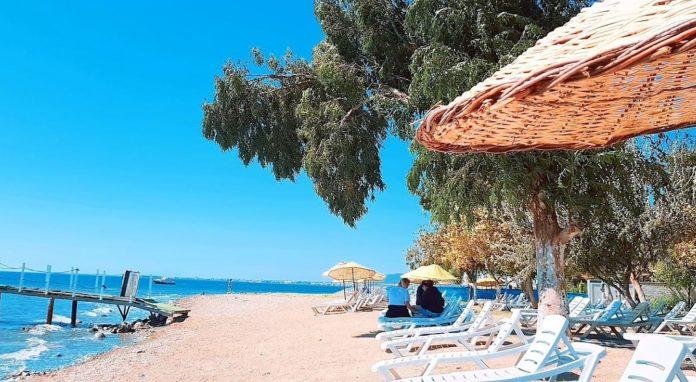 Akçay Pat Kamp Plajı