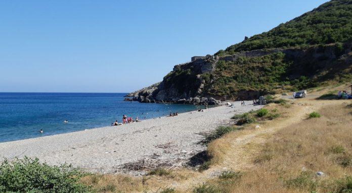 Anemorium Antik Kenti Plajı