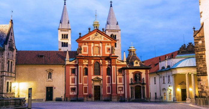aziz george bazilikası