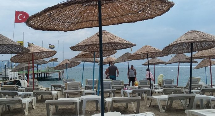 BlueMoon Beach (Gülşah Beach)