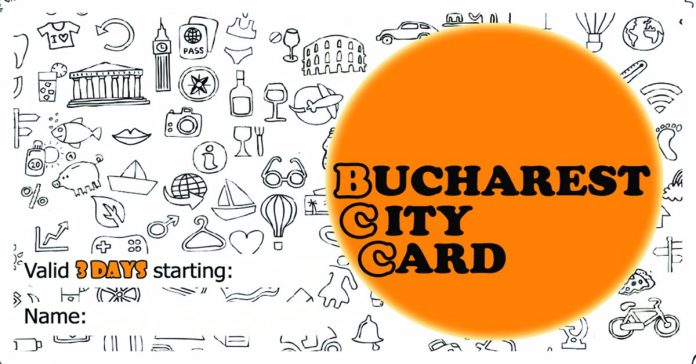 bükreş şehir kartı