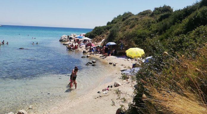 Cennetköy Plajı