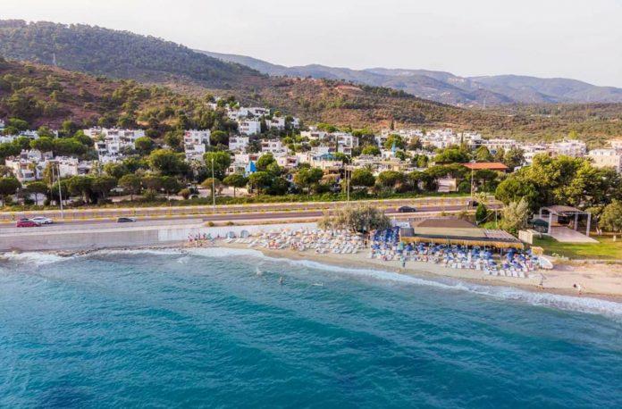 Afrodit Tatil Köyü Plajı
