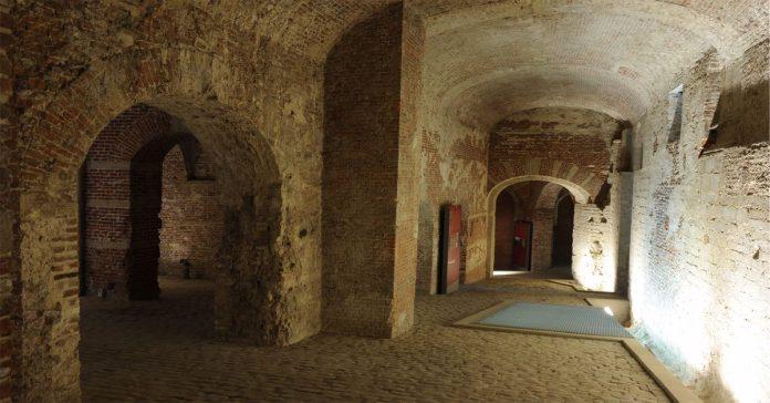 coudenberg sarayı