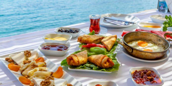 Didim'de Kahvaltı