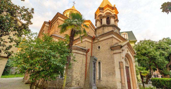 batum ermeni kilisesi