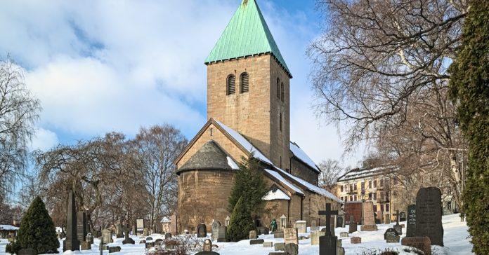 eski aker kilisesi