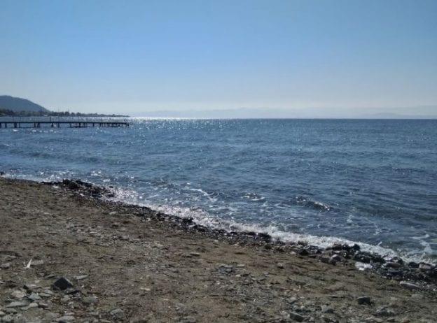 Goca Könçek Plajı