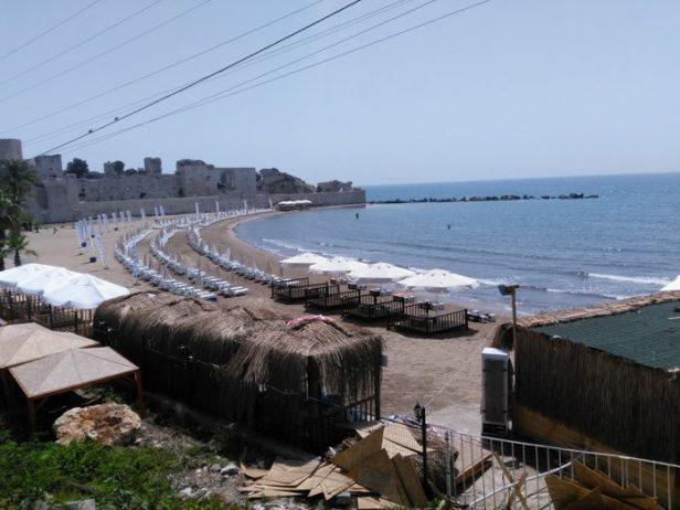 Kızkalesi Korykos Beach
