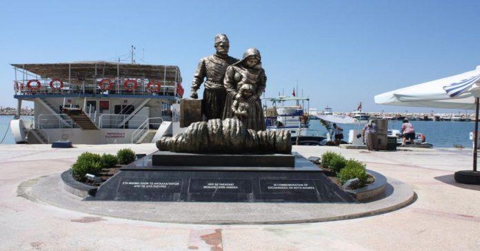mübadele anıtı