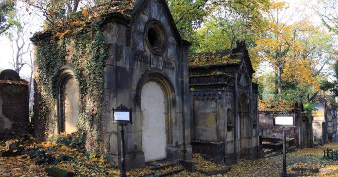 olsany mezarlığı