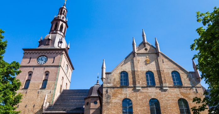 oslo katedrali