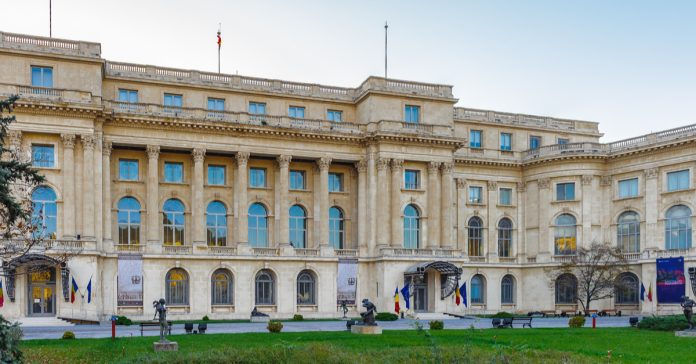 romanya ulusal sanat müzesi