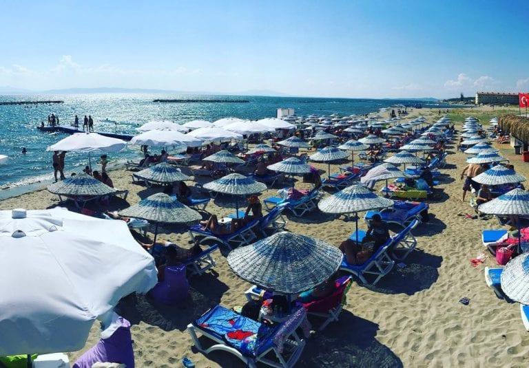 Şımarık Beach