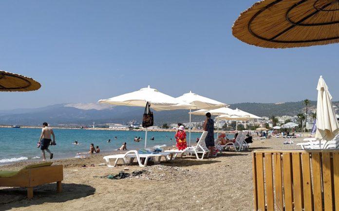 Taşucu Halk Plajı