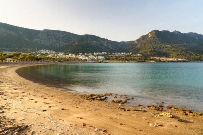 Tisan Plajı