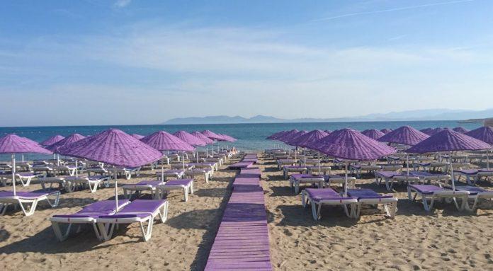 Yazevi Beach