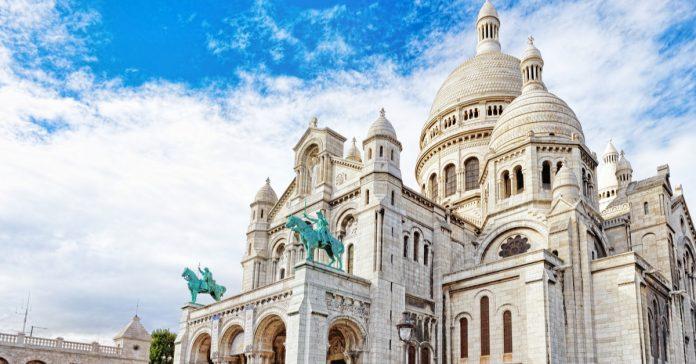 sacre coeur bazilikası