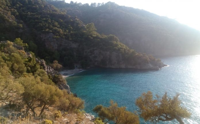 Candost (Bacardi) Plajı