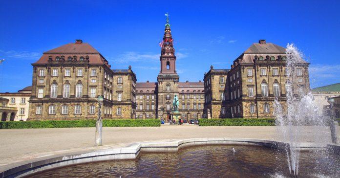 christianborg sarayı