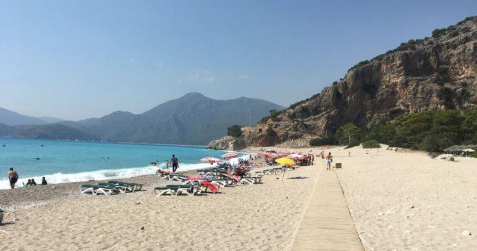 Kıdrak Beach