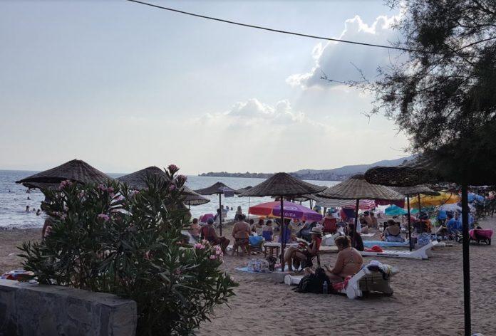 Küçükkuyu Halk Plajı