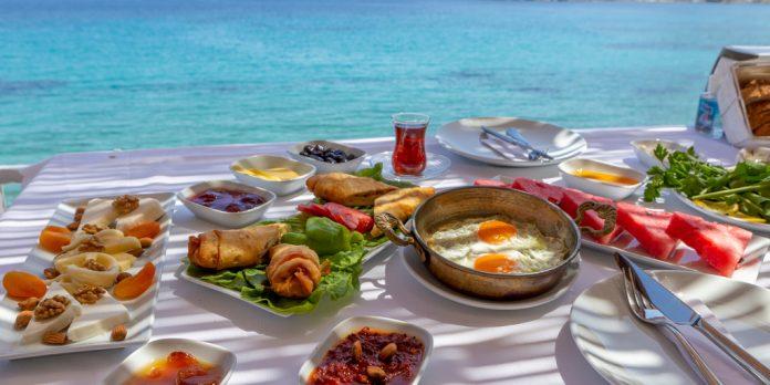 Mudanya kahvaltı mekanları
