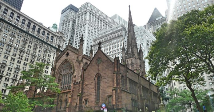 trinity kilisesi